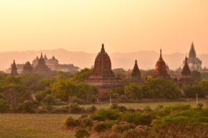 Bagan in Myanmar Burma - Myanmar (Burma) Travel Tips