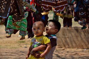 Thanaka Cream Myanamar Burma