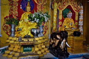 Mount Popa Myanmar Burma