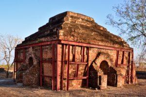 ancient captial Pyay Myanmar Burma