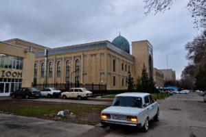 Madrassa in Tashkent Uzbekistan
