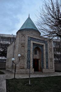 Mausoleum in Tashkent Uzbekistan