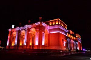 Opera in Tashkent Uzbekistan