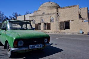 Ladas and Wolgas Uzbekistan
