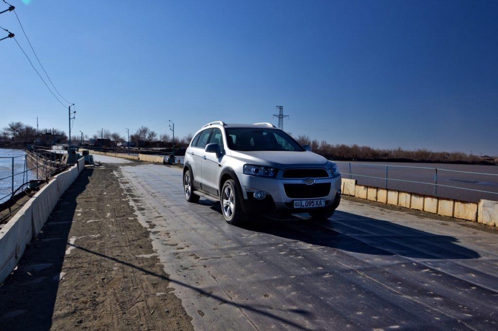Rental car Uzbekistan