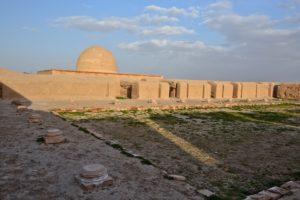 Fayaz Tepe in Termez, Uzbekistan