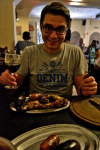 Paul Lokuciejewski in Argentina - Argentina and Uruguay Travel Tips