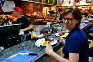 Saskia Hohe in Argentina - Argentina and Uruguay Travel Tips