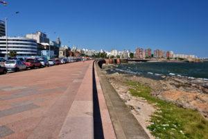 La Rambla Montevideo Uruguay - Argentina and Uruguay Travel Tips
