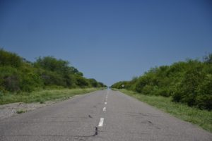 Corrientes Argentina's Pampa road condition - Argentina and Uruguay Travel Tips