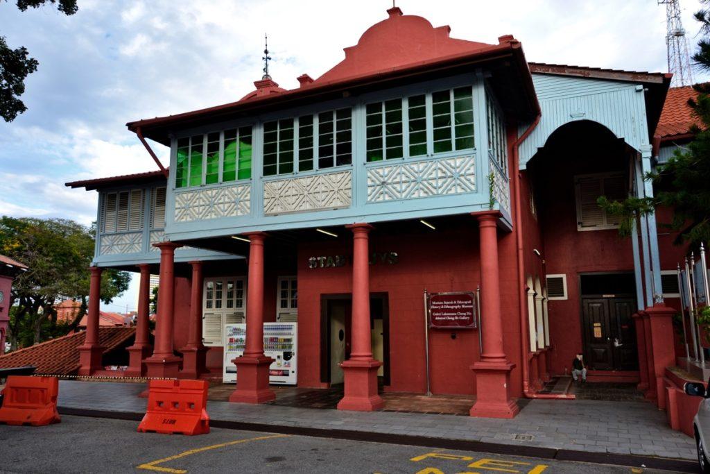 UNESCO Melaka stadthuis city hall