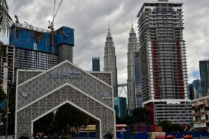 Kuala Lumpur skyline - Reisetipps für Malaysia