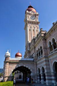 Merdeka Square Kuala Lumpur - Reisetipps für Malaysia