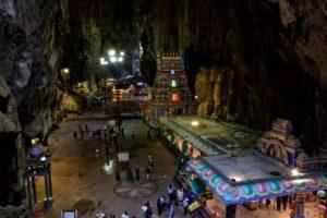 Inside batu caves - Reisetipps für Malaysia