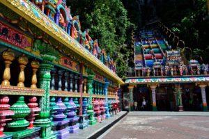 Temple at Batu Caves - Reisetipps für Malaysia