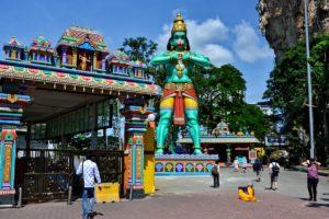 Shiva at batu cave - Reisetipps für Malaysia