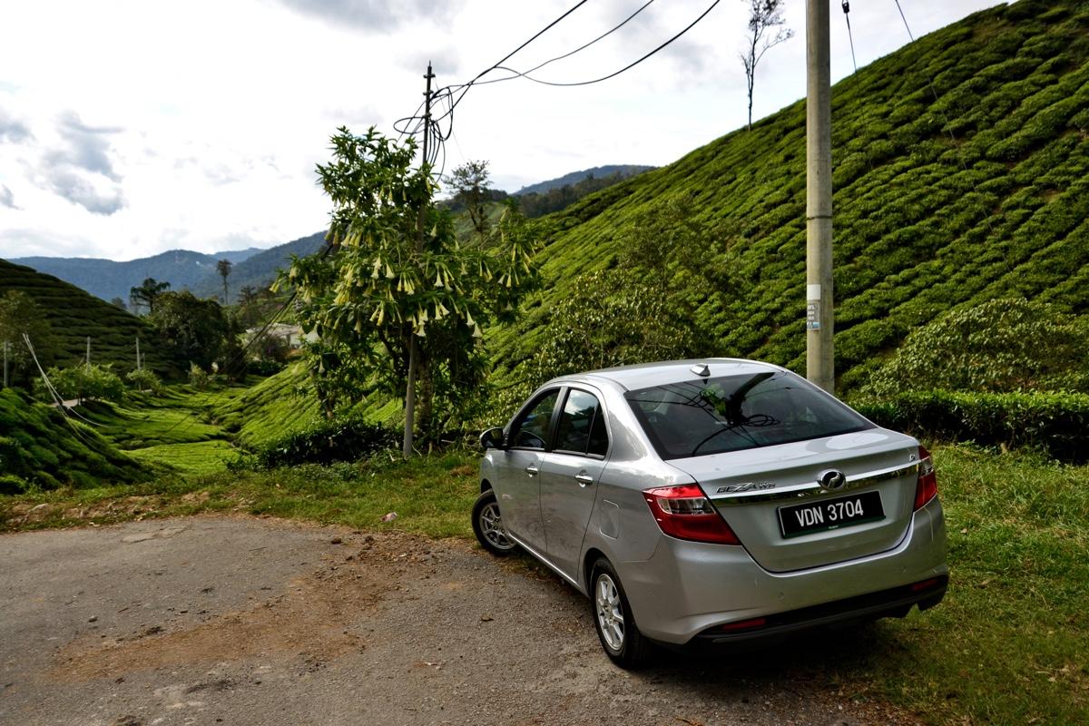 Malaysia car proton