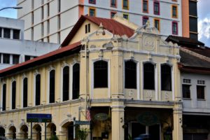 Oldest restaurant Malaysia in Ipoh