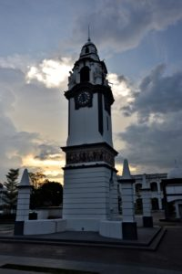 Clock tower Ipoh Malaysia - Reisetipps für Malaysia
