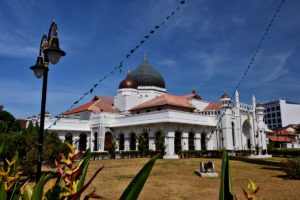 Kapitan Keling mosque Street of Harmony UNESCO Georgetown Penang Malaysia - Malaysia Travel Tips