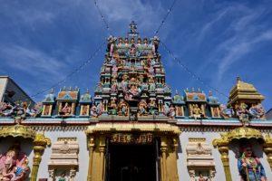 Hindu Sri Mahamariamman temple Georgetown Penang Malaysia Street of Harmony - Malaysia Travel Tips