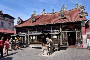 Chinese goddess of Mercy temple Street of Harmony Georgetown Penang Malaysia - Malaysia Travel Tips