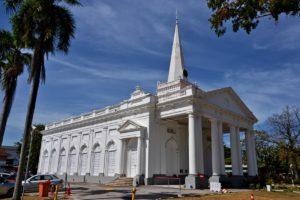 St. George's church Georgetown Streets of Harmony Malaysia - Malaysia Travel Tips