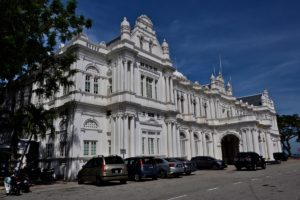 UNESCO Colonial houses in georgetown Penang Malaysia - Reisetipps für Malaysia