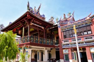 UNESCO Chinese House in georgetown Penang Malaysia - Reisetipps für Malaysia