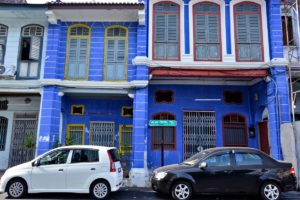 UNESCO Georgetown Penang Malaysia - Reisetipps für Malaysia