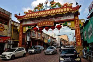 Chinatown in Kuala Terengganu - Malaysia Travel Tips