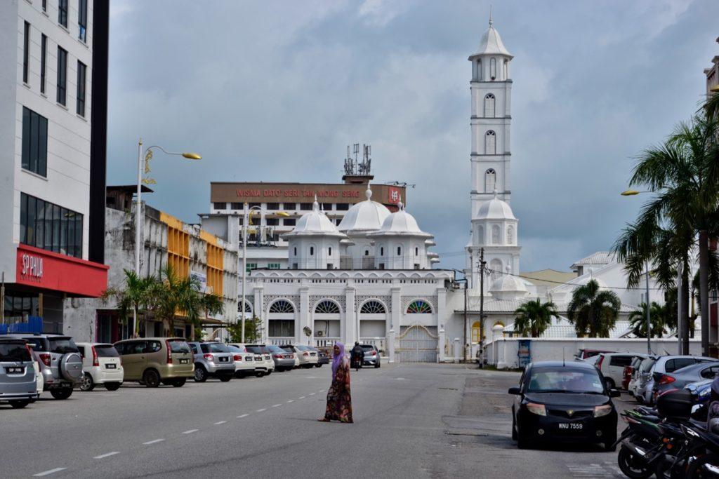 Mosque Kuala Terengganu Malaysia - Malaysia Travel Tips