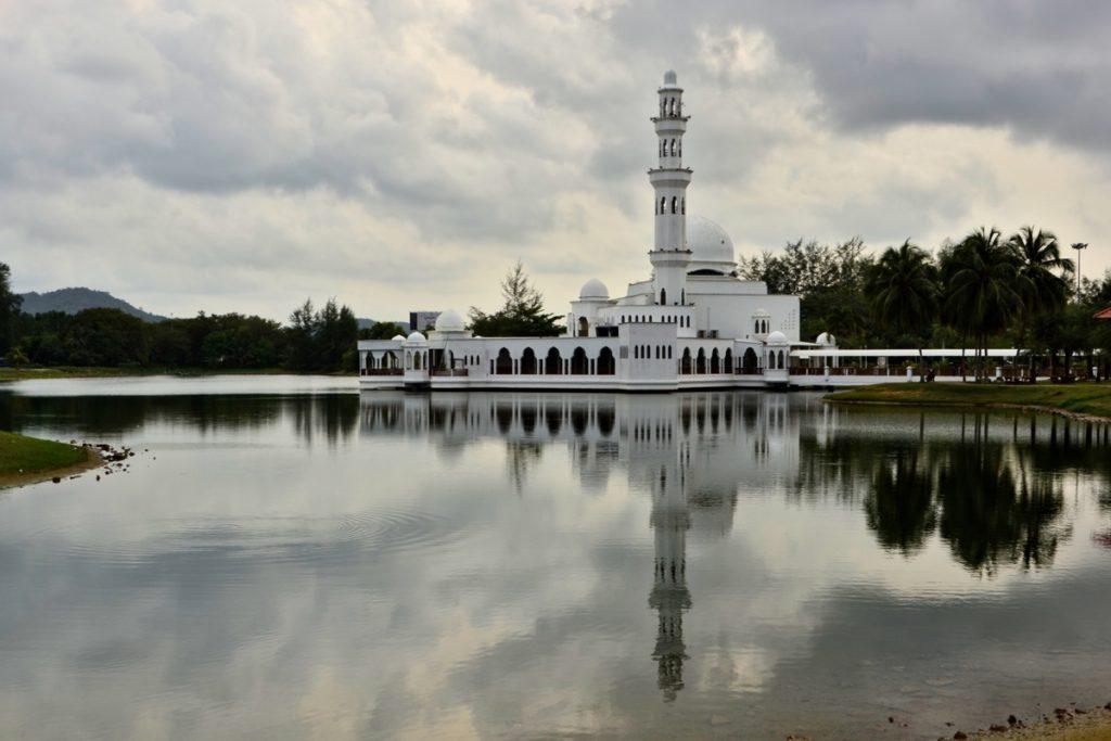 Kuala Terengganu floating mosque Malaysia - Malaysia Travel Tips