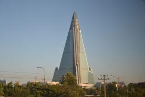 Ryugyŏng-Hotel DPRK Pyongyang North Korea