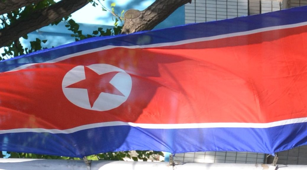 DPRK Flag North Korea