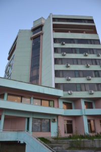Hotel Tongmyong in Wonsan DPRK North Korea