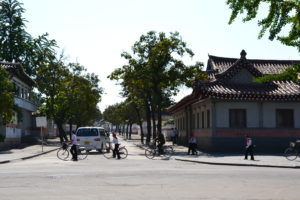 Old Town Kaesong Folklore Hotel DPRK North KOrea