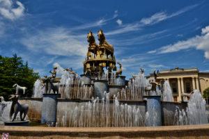 Colchis Fountain Kutaisi Georgia - Travel tips for Georgia