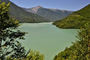 Kutaisi to Mestia Drive landscape Georgia - Travel tips for Georgia