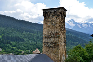 Mestia Upper Svanti Tower houses Georgia - Travel tips for Georgia