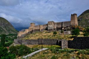 Fortress Kweschi Georgia