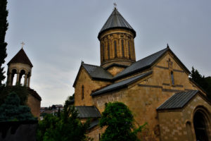 Sioni Church Tbilisi Georgia