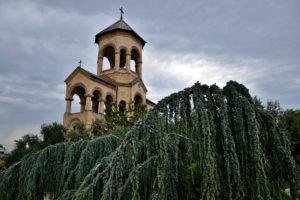 Zminda Sameba Cathedral Tbilisi Georgia
