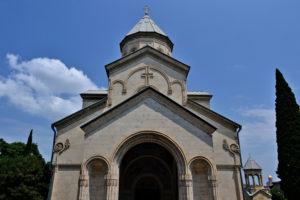 Kwaschweti Church Tbilisi Georgia