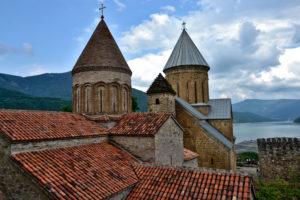 Mtskheta Jvari Monastery Svetitstkhoveli Cathedral Samtavro Monastery Georgia - Travel tips for Georgia