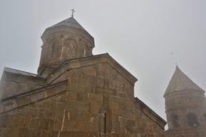 Stepanzminda Georgia Zminda Sameba Church - Travel tips for Georgia