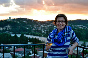 Saskia Hohe Georgian wine UNESCO world heritage