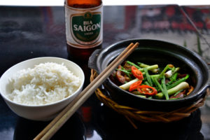 Bun Cha Vietnam vietnamesisches dish essen