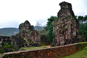 My Son in Vietnam - near Hoi An - the small Angkor UNESCO World Heritage
