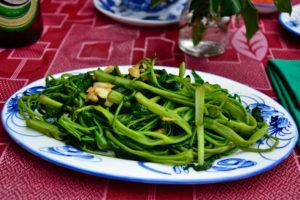 Morning glory vietnamese e dish